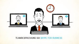 Skype for Business als Teil von Office 365