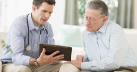 The modern medical practice, access wherever you are whenever you…