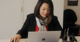 Forget comics, hand me the business pages! Valerie Khoo CEO…