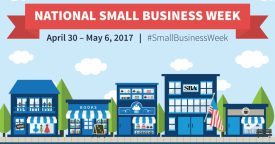 National Small Business Week is back starting April 30