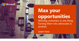 Maximise your opportunities to win and keep customers