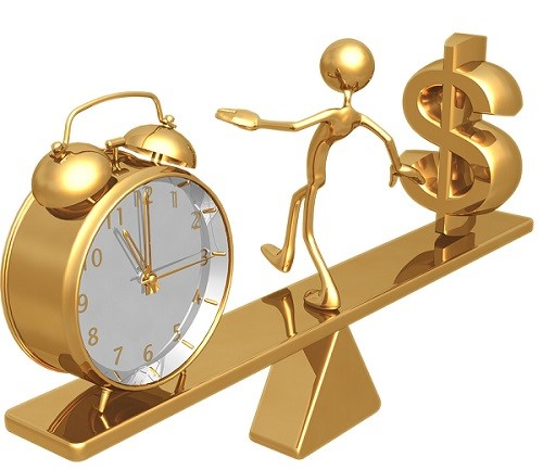 Which should you choose? Time or Money?
