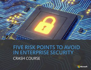 Five risk points ebook