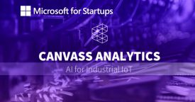 Canvass Analytics, transforming every aspect of industrial operations