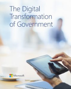 Digital Transformation of Government