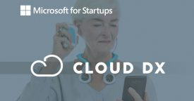 Cloud DX, the startup warping us into a healthier future