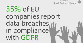 Need to comply with GDPR? Get an action plan!