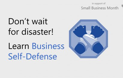 Microsoft Canada's Business Self-Defense… 22 days of security tips all in one place!