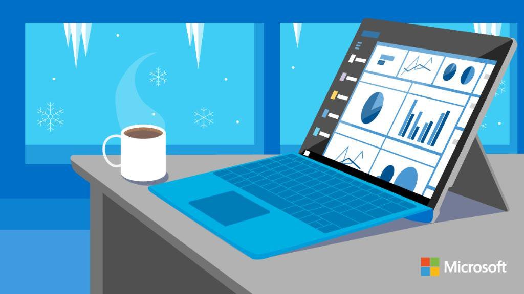 warm up with the small business holiday gift guide from microsoft